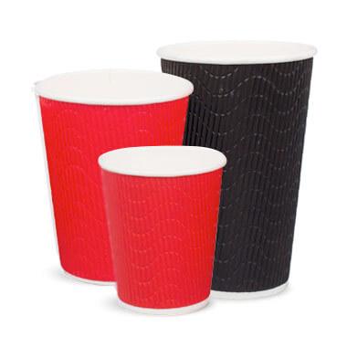 Triple Walled Cups